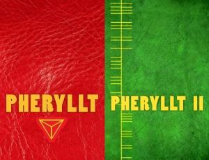 BOOKS OF FFERYLLT (Pheryllt Vol 1 + 2)