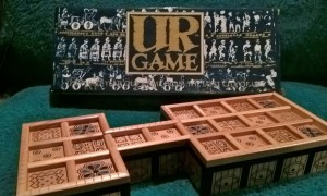 UR GAME (British Museum Replica)