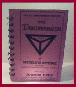 DRACONOMICON 2008 LIMITED EDITION