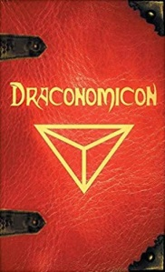 draconomicon ancient dragon magick book hardcover