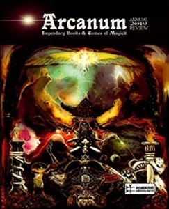 Arcanum: Legendary Books & Tomes of Magick by Joshua Free Publishing Imprint