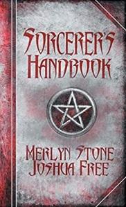 Sorcerer's Handbook Practical Magick Merlyn Stone Joshua Free Hardcover