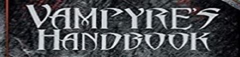 Vampyre's Handbook: Secret Rites of Modern Moroi Vampires