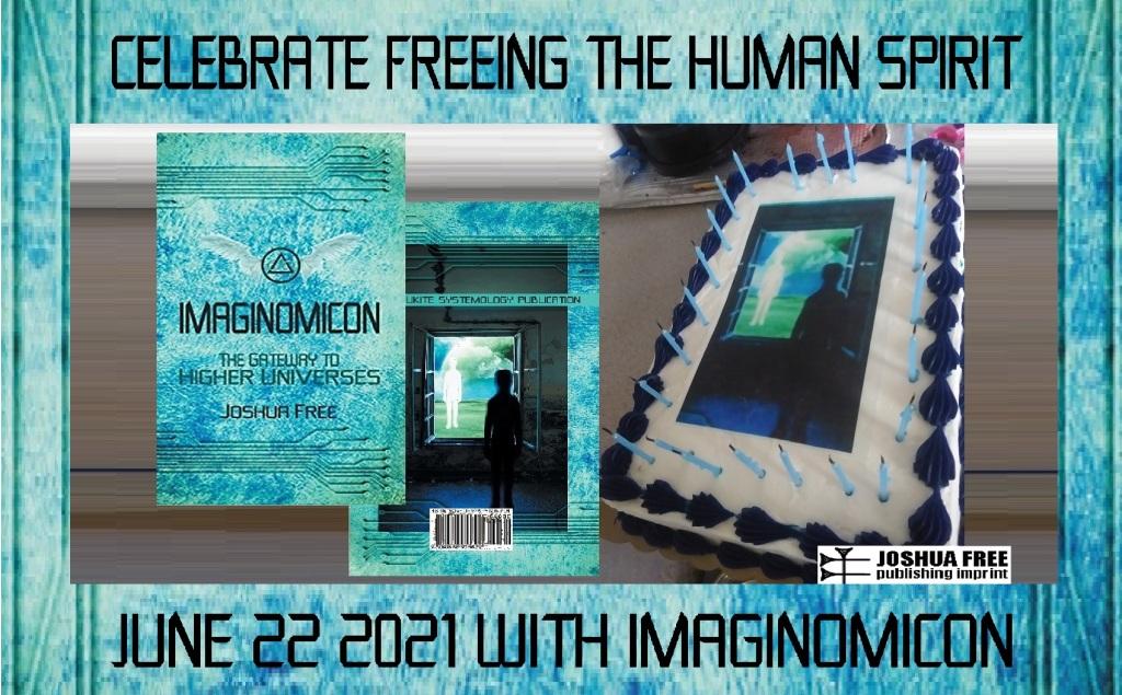 IMAGINOMICON by Joshua Free