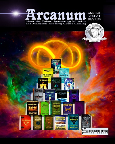 Arcanum Annual 2021 Review, Full Color Guide to current Materials and Courses